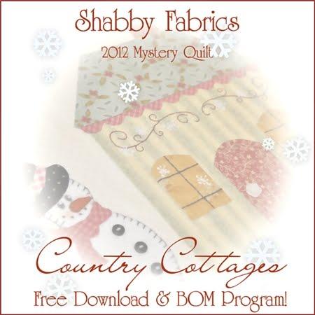 Shabby Fabrics 2012 !!!