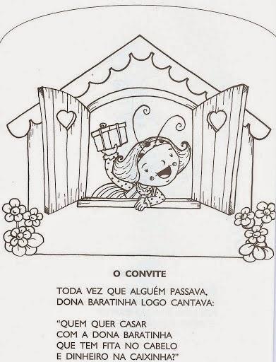 Top Ensinando com Carinho: Texto para dramatização do casamento da  XA86