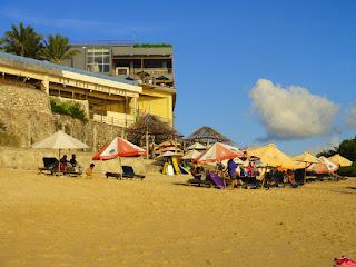 Dreamland Beach Stall and Shop Bali