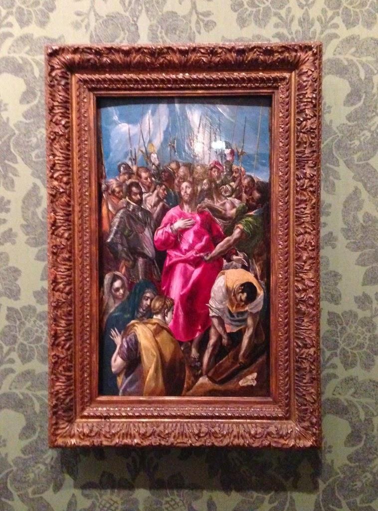 El Greco at Upton House