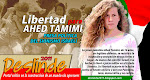 Libertad para  AHED TAMIMI