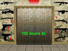 100 doors 42