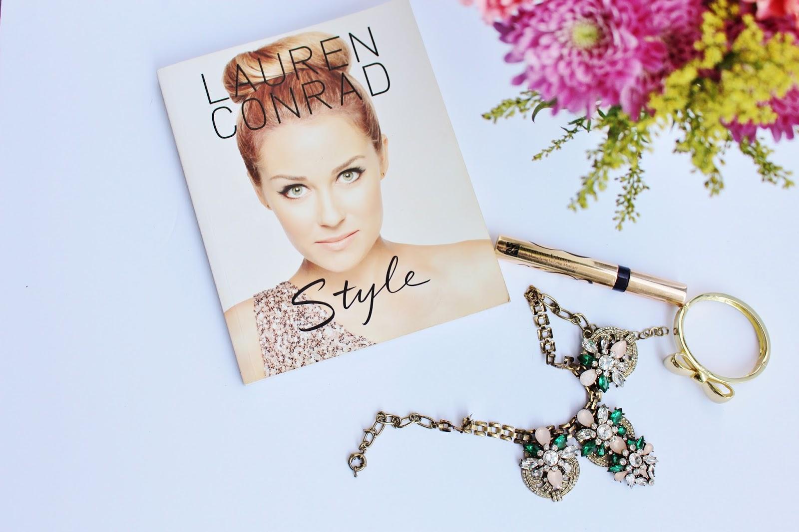 bijuleni- Lauren Conrad Style Book Review