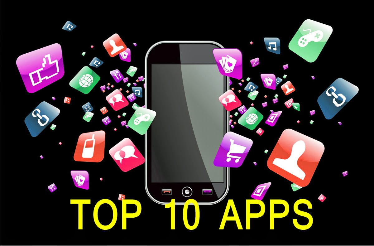 Top 10 Apps in Malaysia