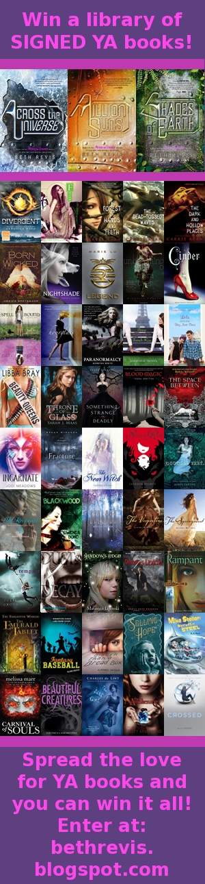 Win a Library of Signed YA Books