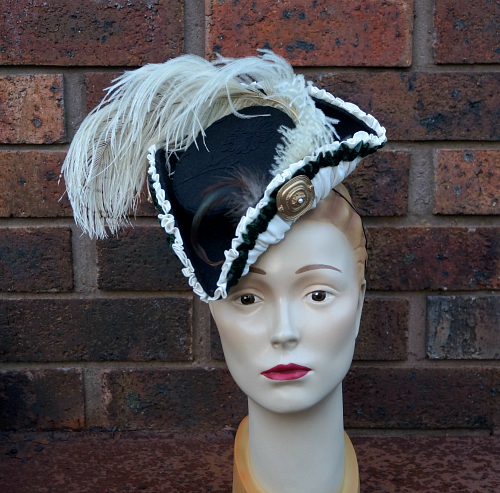 http://tanithrowandesigns.storenvy.com/products/7697511-countess-charlotte-tricorne