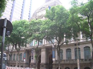 Museo Nacional de Bellas Artes, Rio de Janeiro, Brasil, La vuelta al mundo de Asun y Ricardo, round the world, mundoporlibre.com