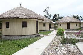 rumah unik honai