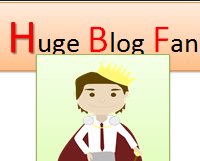 Huge Blog Fan