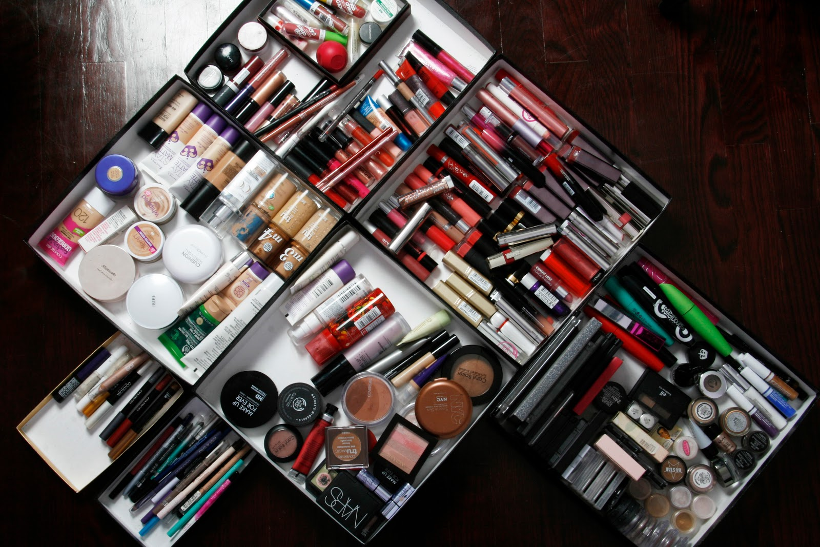 Makeup Collection Vidalondon