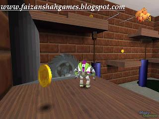 Toy story 2 game walkthrough
