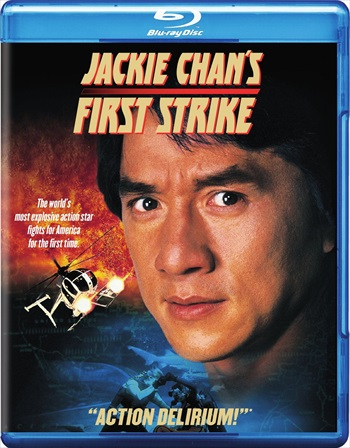Free Download Jackie Chan's First Strike 1996 Dual Audio Hindi  BluRay 270mb