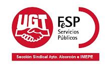 Sección Sindical UGT Ayto. Alcorcón e Imepe