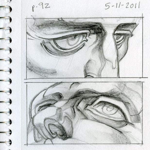 Dynamic Anatomy Eyes Nose