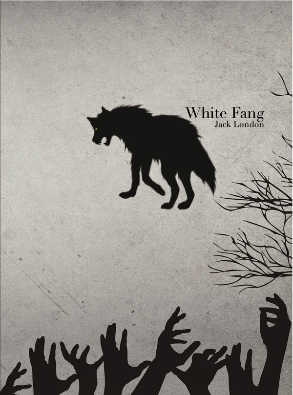 an analysis of the two of jack londons stories the call of the wild and white fang Jack london, the call of the wild, ch 2 in this manner had fought  game of all , and he had killed in the face of the law of club and fang.