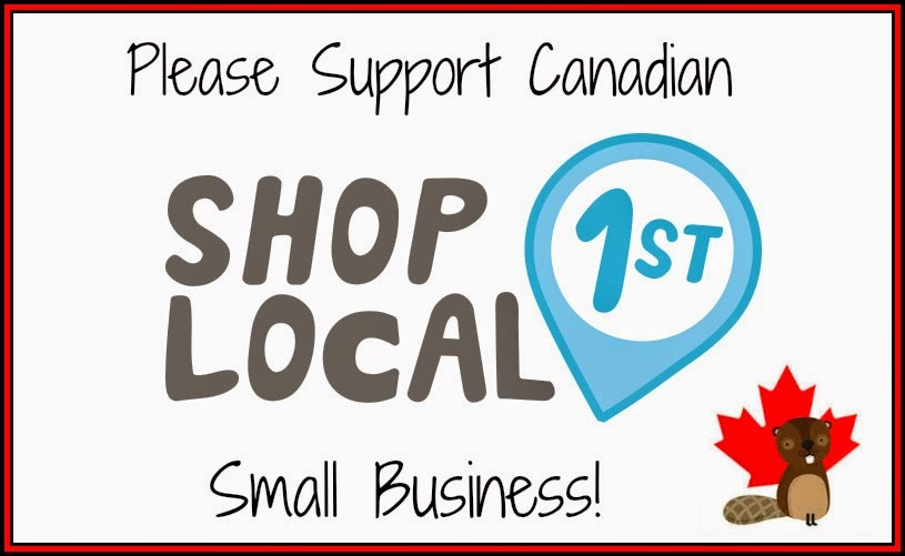 Shop Local 1st!