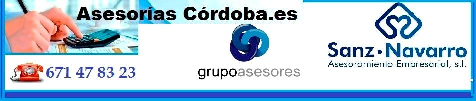 ASESORIAS EN CORDOBA | Asesor | Autonomos | Empresas
