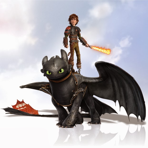 how to train your dragon 2 soars with new movie poster