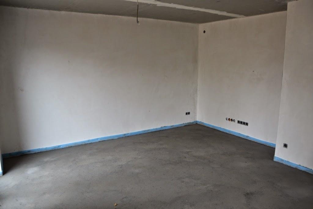 aus b wird hvl estrich wurde verlegt. Black Bedroom Furniture Sets. Home Design Ideas