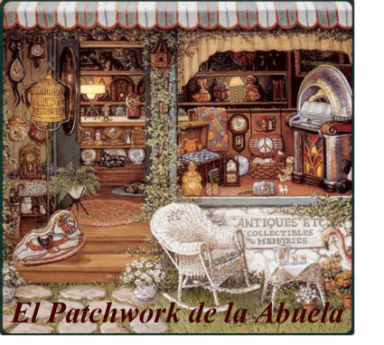 El Patchwork de la Abuela