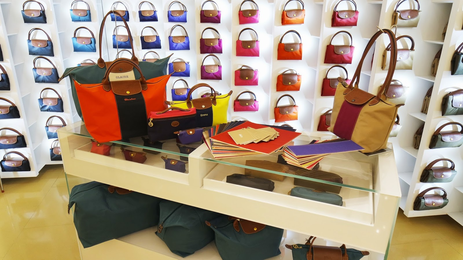 I m sure that we ve all seen this signature Longchamp bag before but after  my visit to Longchamp, I now understand why the Le Pliage is loved by so  many ... 65fefada84