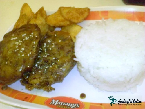 Budget Busog Meals Section: Chick 'N Chips