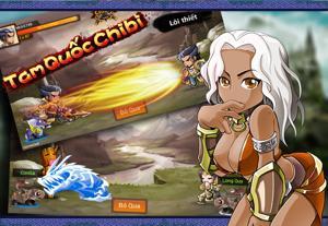 55 Tam Quốc Chibi ,Game Tam Quốc Chibi Android ,Tải Tam Quoc Chibi