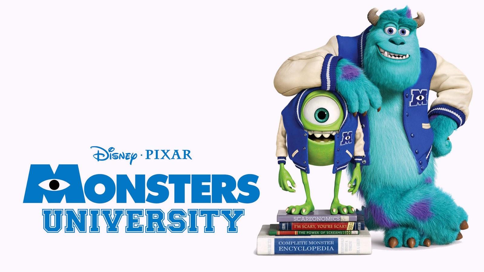 Monsters University 2013 Movie BrRip 720p Free Download Monsters University 2013