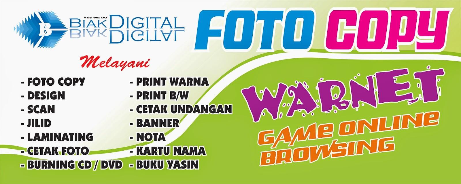 Design banner cetak foto - Fotocopy Printing Design Fotocopy Printing Terima Jasa