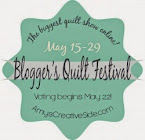 Amy's Spring Bloggers' Quilt Festival