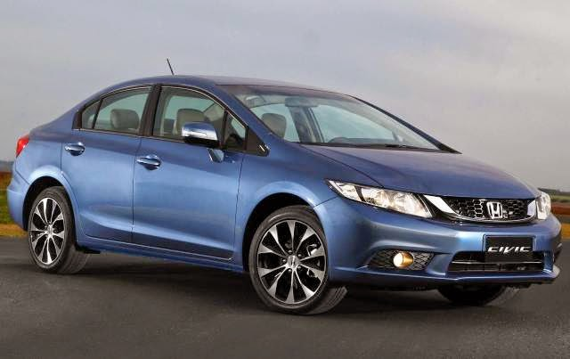 Fotos Honda Civic 2015