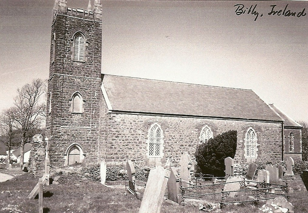 Billy Parish Church, Antrim, Ireland