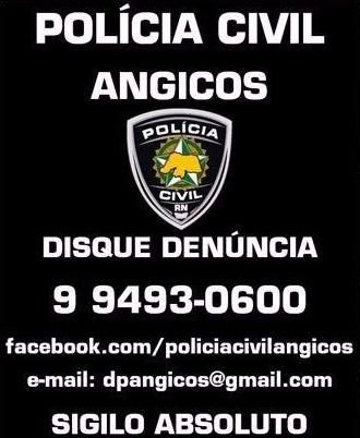 POLICIA CIVIL ANGICOS