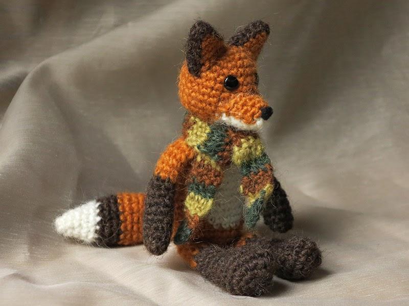 Little Fox Amigurumi : Illuminate Crochet: November 2013