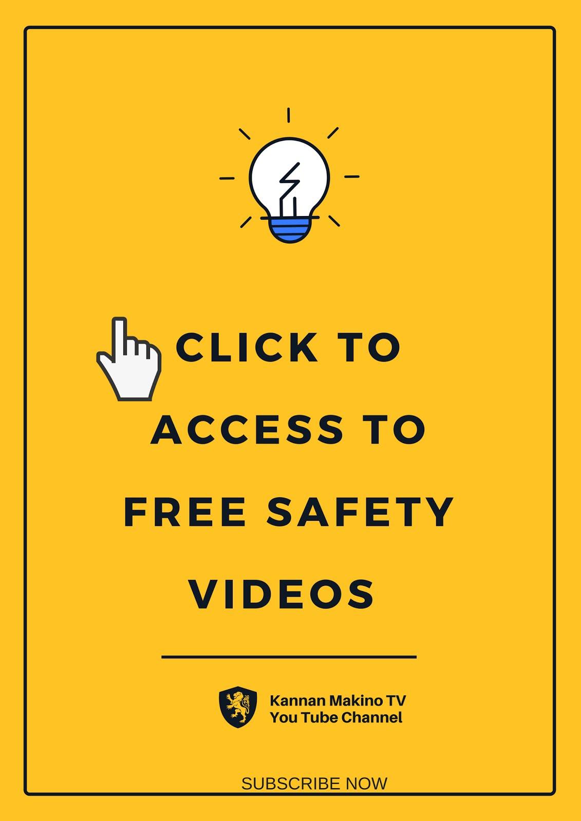 FREE Safety Videos