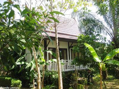 Klong Nin Resort, Koh Lanta, bungalow