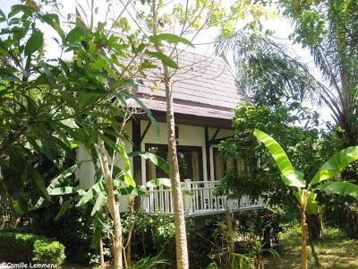 Klong Nin Resort, Koh Lanta, bungalow