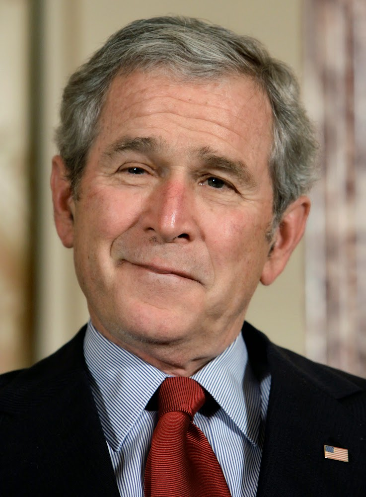 Free Brunswick: Don't Let Them Fool You, The U.S. Has Been ... George Bush