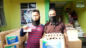 Kelurahan Babakan Pasar Bagikan 1.092 Paket Bansos Gelombang Terakhir