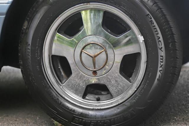 w126 diesel wheels