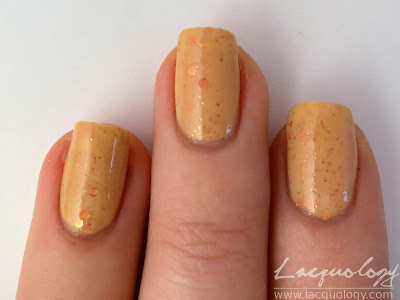 Whimsical Ideas by Pam georgia peach fuzz swatch
