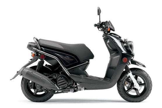 Yamaha BWs 125   Zuma 125  2011