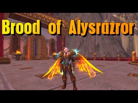 Super easy [Brood of Alysrazor] !!!