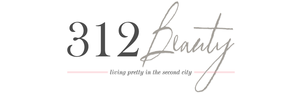 312 Beauty, Beauty Blogger, Chicago
