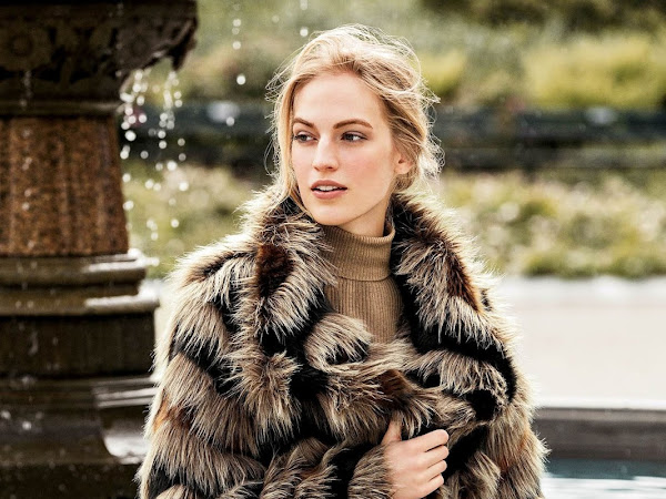 Faux Fur Jackets From Next