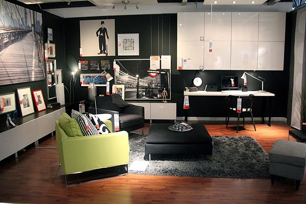 a muse ikea showroom exploration inspiration organization ideas aplenty. Black Bedroom Furniture Sets. Home Design Ideas