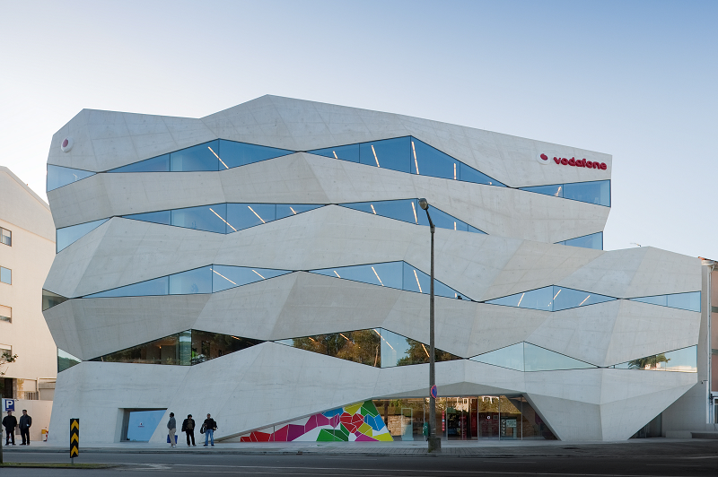 Architecture And Design Vodafone Headquarters Porto Portugal - Vodafone-head-office-portugal