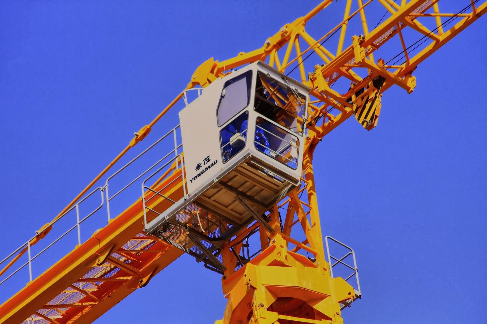 Tower Crane School : How do i become a tower crane operator machinery