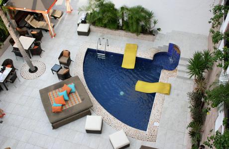 Casa Cúpula, hotel gay, Puerto Vallarta