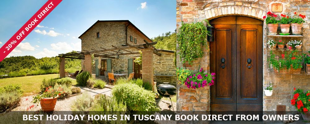 Holiday Villas and Small Hotels in Tuscany